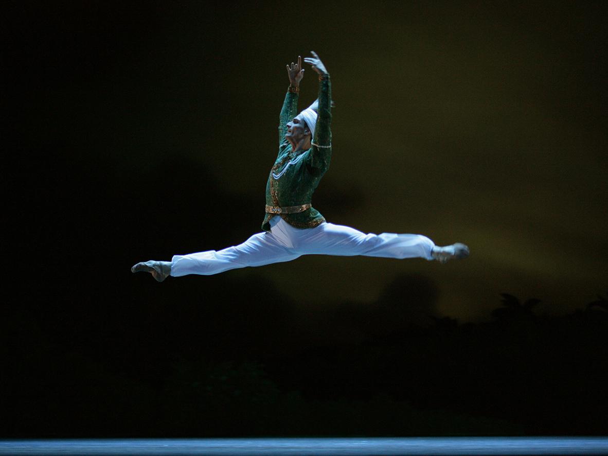 Jiří Bubeníček - Prague Ballet Intensive