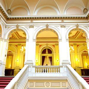 National House of Vinohrady inside